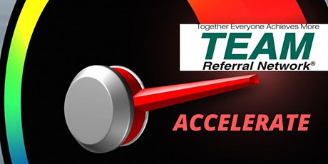 TEAM Accelerate! tickets