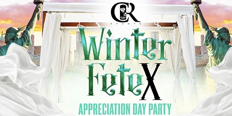 WINTER FETE X APPRECIATION tickets