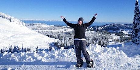 Mt Washington Snow Shoe tickets