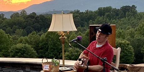 Wine on the Terrace with musician Kristofer Goldman tickets