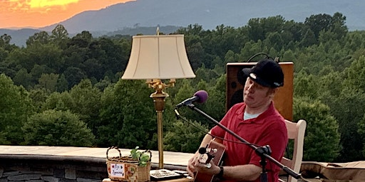 Wine on the Terrace with musician Kristofer Goldman