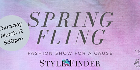 Spring Fling: Fashion Show for a Cause tickets