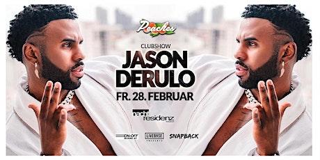 JASON DERULO 2020 - Clubshow Nachtresidenz Düsseldorf Tickets