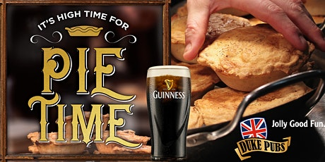 Free Samples of Guinness, Live Music and Complimentary Mini Pot Pies! tickets