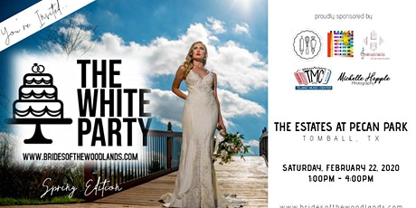 The White Party | Spring Edition presented by BridesOfTheWoodlands.com tickets