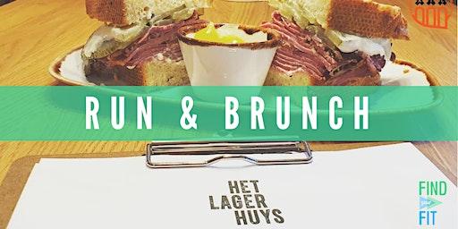 Run & Brunch at Het Lagerhuys
