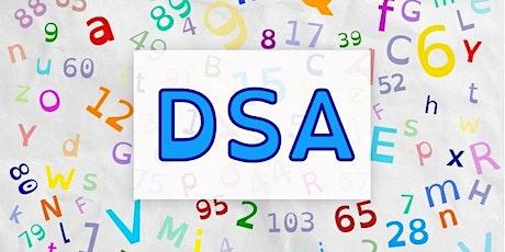 Screening DSA – Disturbi Specifici dell'Apprendimento biglietti