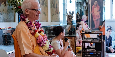In Search of Identity with RT Swami at The World Bhakti Festival tickets