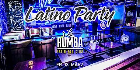 Latino Party - La Rumba - München Tickets