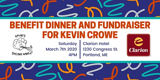 Benefit Dinner for Kevin Crowe