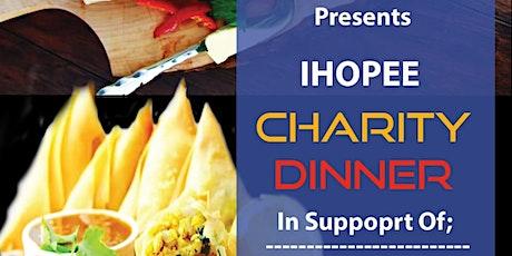 IHOPEE Charity Dinner tickets