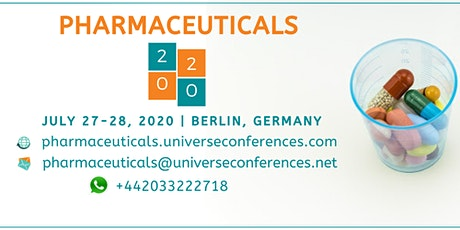 Pharmaceuticals Utilitarian Conferences tickets