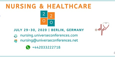 Nursing and Healthcare Utilitarian Conferences tickets