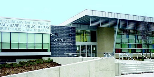 Retirement Planning Workshop - Barrie Public Library - Painswick Branch