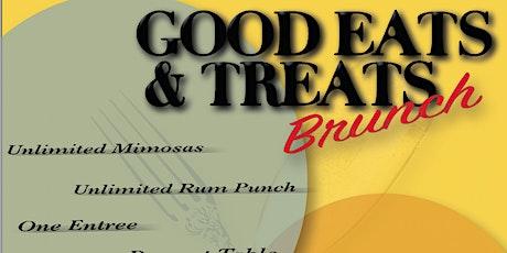 Oh.Sweet.Mason x Cravez Presents: Good Eats & Treats  tickets