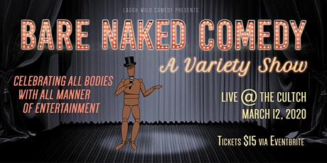 Bare Naked Comedy tickets