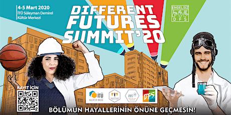 Different Futures Summit'20 tickets