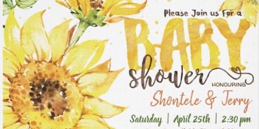 Brave & Brea Baby Shower