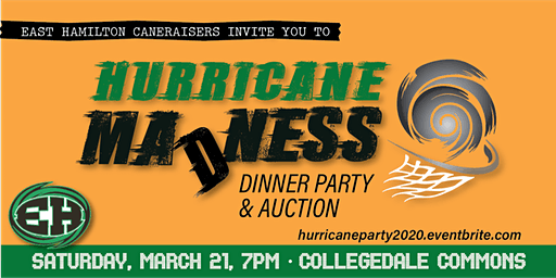 Hurricane Madness Party 2020