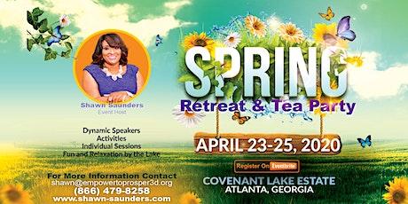 Spring Retreat & Tea Party tickets