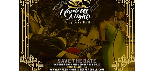 VENDORS Harlem Nights Steppers Ball 3-DAYS tickets