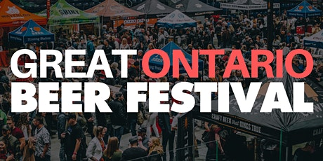 Great Ontario Beer Festival tickets