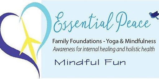Yoga Flow All Levels (10-11 am) Family Foundations 1, 2, & 3 (11-12 pm)