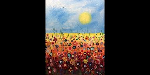 HSCNS Spring Paint & Sip Fundraiser!