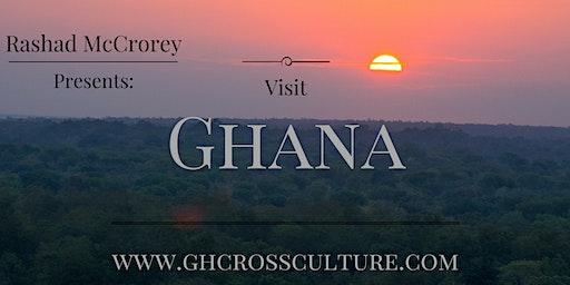Rashad McCrorey Presents: Beyond the Return Ghana 2020 ft. Afrochella