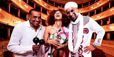 Omar Sosa & Yilian Casnizares Aguas Trio w/ Percussionist Gustavo Ovalles tickets
