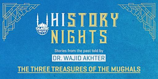 3 Treasures Of The Mughal