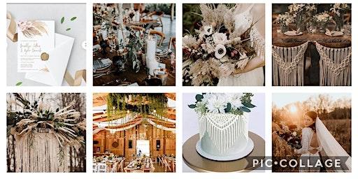 Styled Boho Wedding Shoot