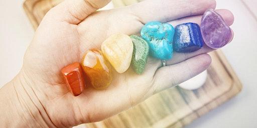 Chakra Balancing with Oils&Crystals