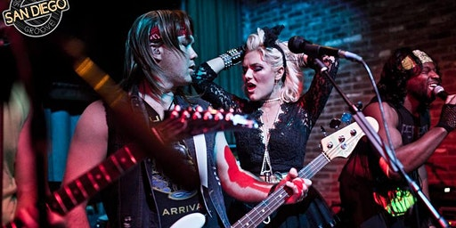21+/ Sound The Groove | Hard Rock Seattle [Seattle, WA]