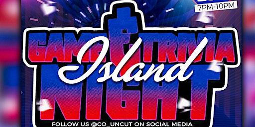 Island Game and Trivia Night