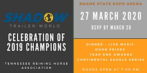 Celebration of 2019 Champions Awards Dinner