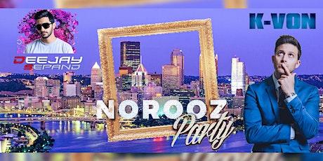 Norooz 1399 Iranian New Year Celebration tickets