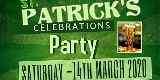 SAINT PATRICK'S DAY PARTY