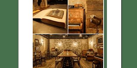 Hidden London/Secret Venue! The Bootlegger, Live Jazz Music and Dancing tickets