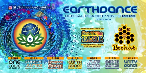 Earthdance Costa Rica - Season Tickets!