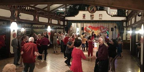 Friday Night Dinner Dance at the German Club!