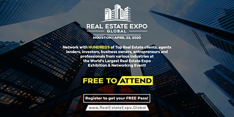 Real Estate Expo Global 2020 tickets