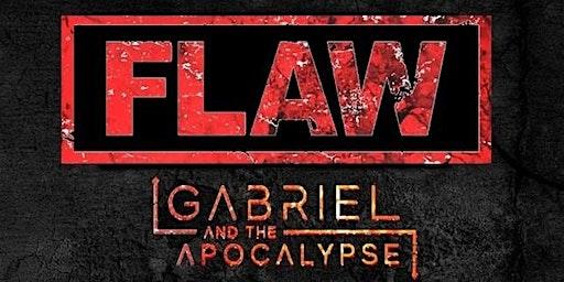 Flaw | Gabriel & The Apocalypse | American Grim at Bigs Bar Sioux Falls