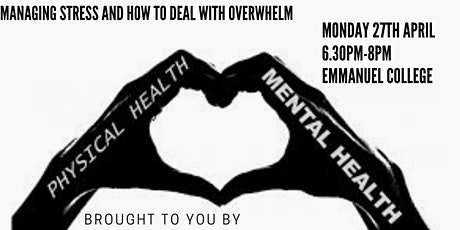 Managing stress and dealing with overwhelm tickets
