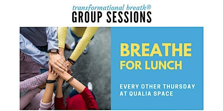 Breathe for Lunch tickets