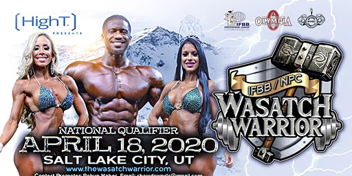 IFBB/NPC Wasatch Warrior