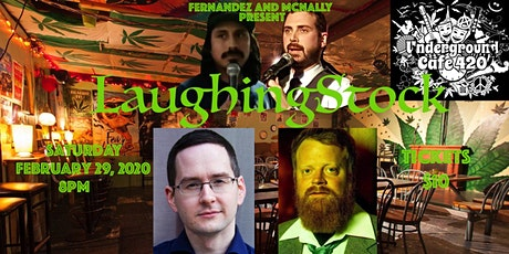 LaughingStock tickets