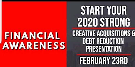Financial Awareness Workshop! tickets