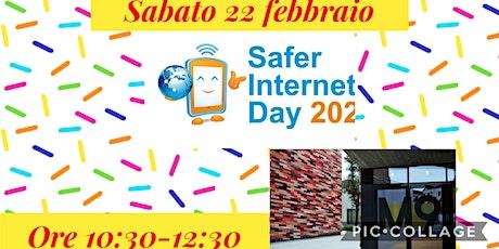Safer Internet Day & Minecraft Concorso M9 biglietti