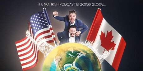 The 2 Johnnies Podcast - Live in New York New date tickets